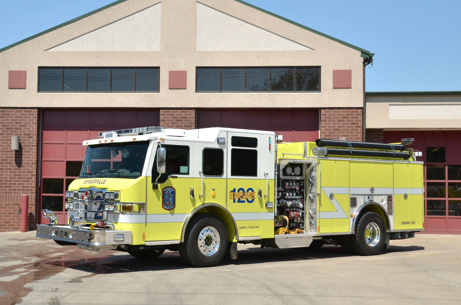 Sykesville Freedom District Fire Department - Carroll County Station 12