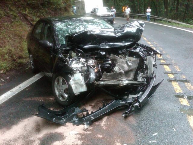 Head-On Collision on 97 Near the Howard/Carroll County Line