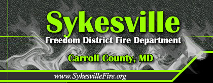 Sykesville Freedom District Fire Department